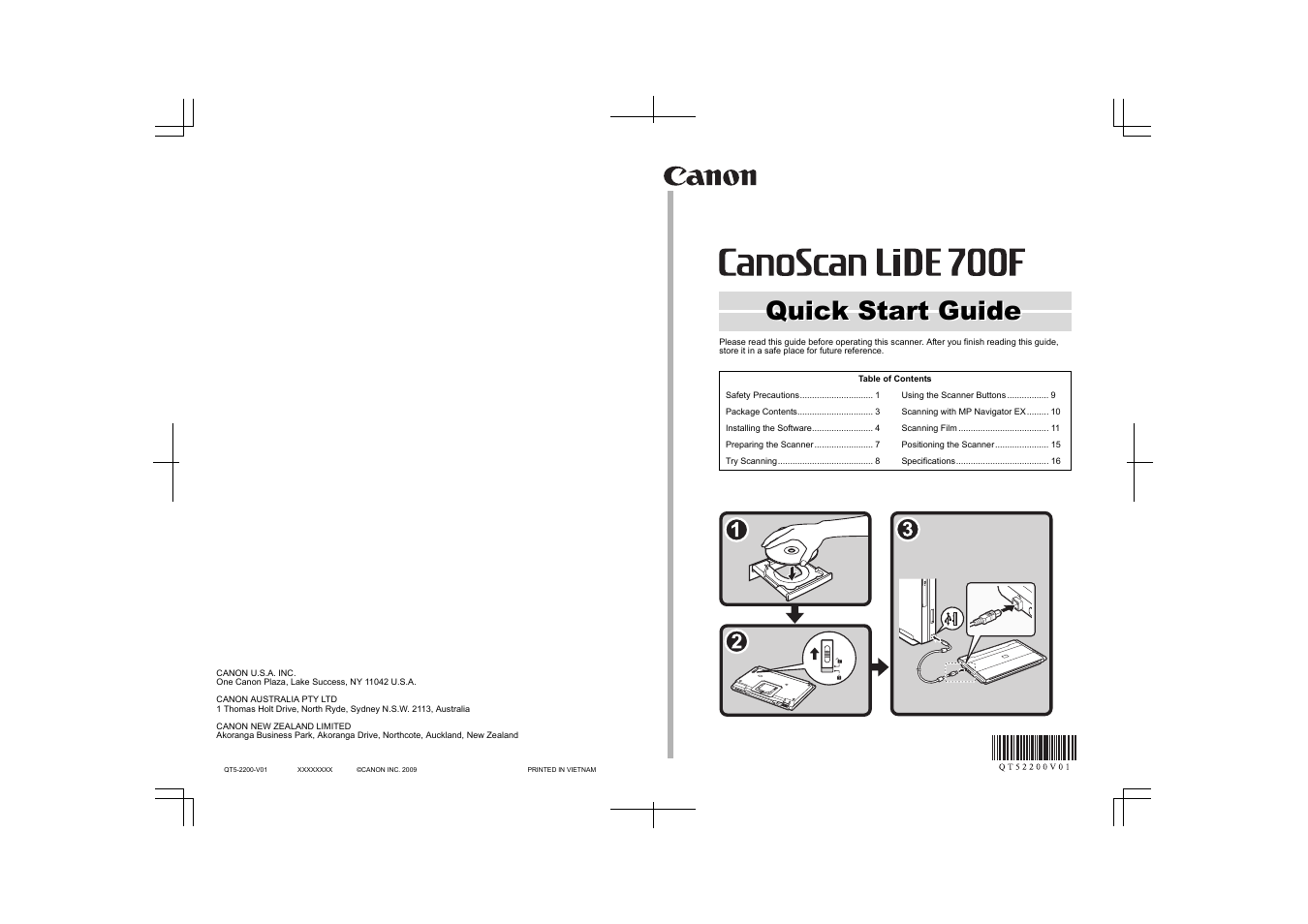 canon australia user manuals