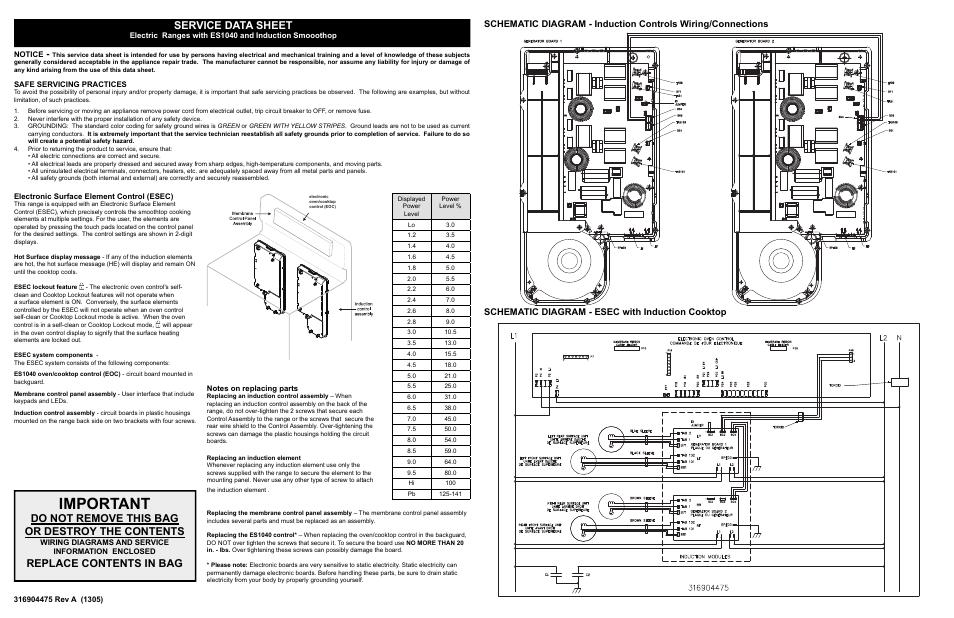 Electrolux Ei30if40ls User Manual