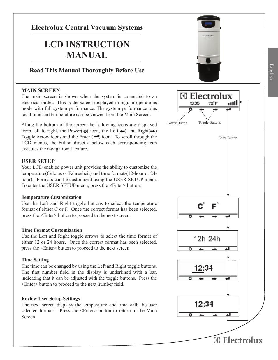 electrolux zcv900 user manual 12 pages original mode rh manualsdir com electrolux vacuum owners manual electrolux canister vacuum owners manual