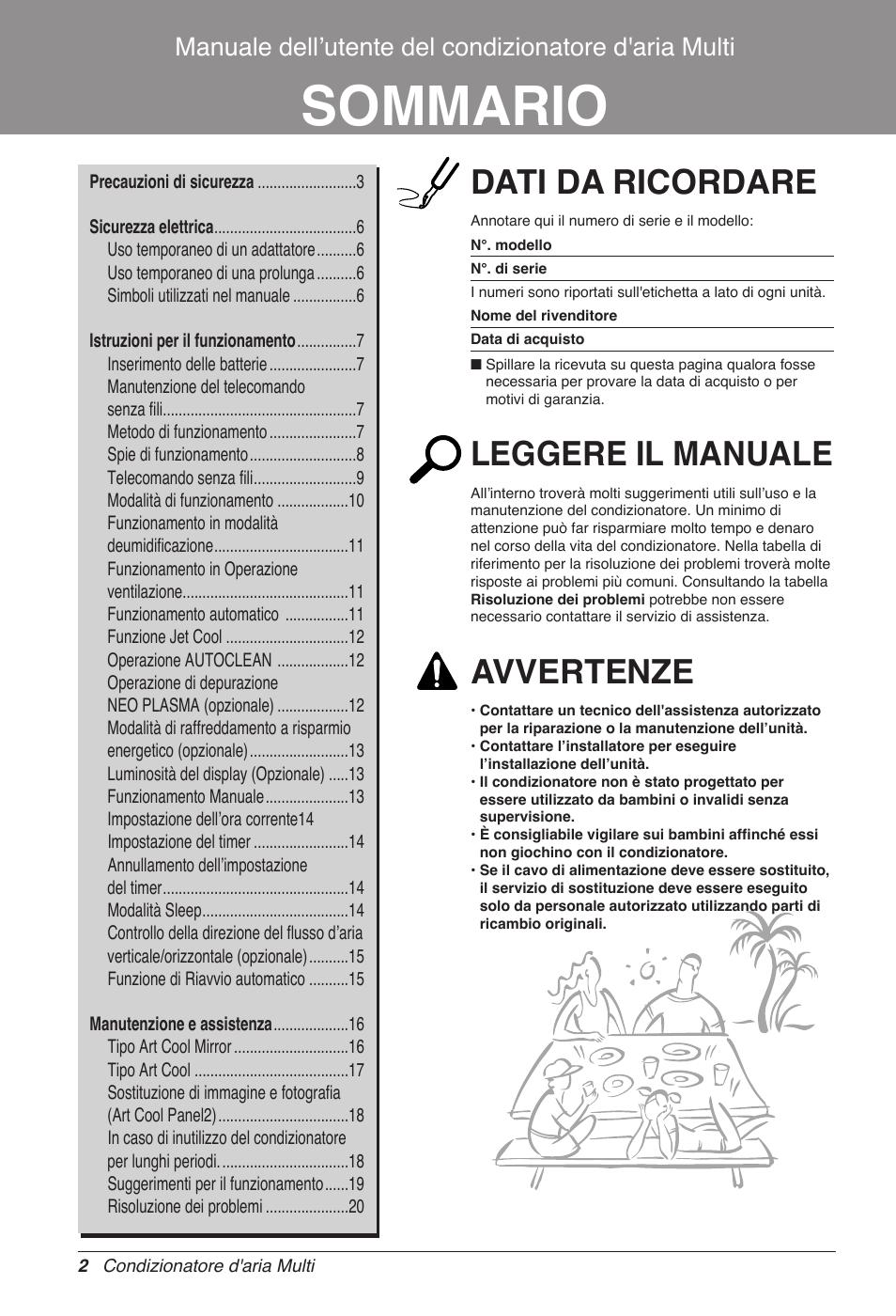 Lg Mc12ahv User Manual Page 22 211 Also For Mc12ahr Mc09ahb