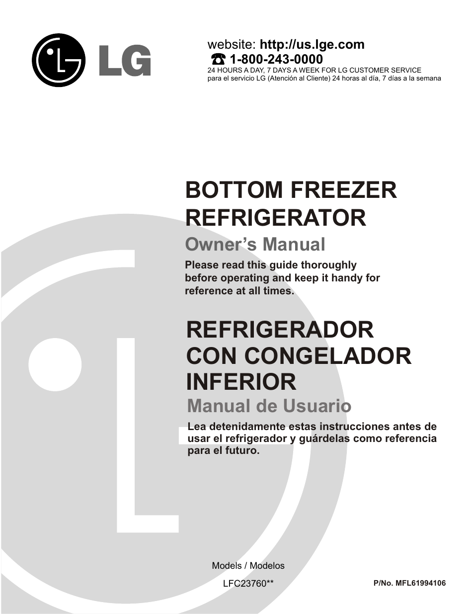 lg lfc23760st user manual 33 pages original mode also for rh manualsdir com owners manual lg refrigerator lfx28978st service manual lg refrigerator