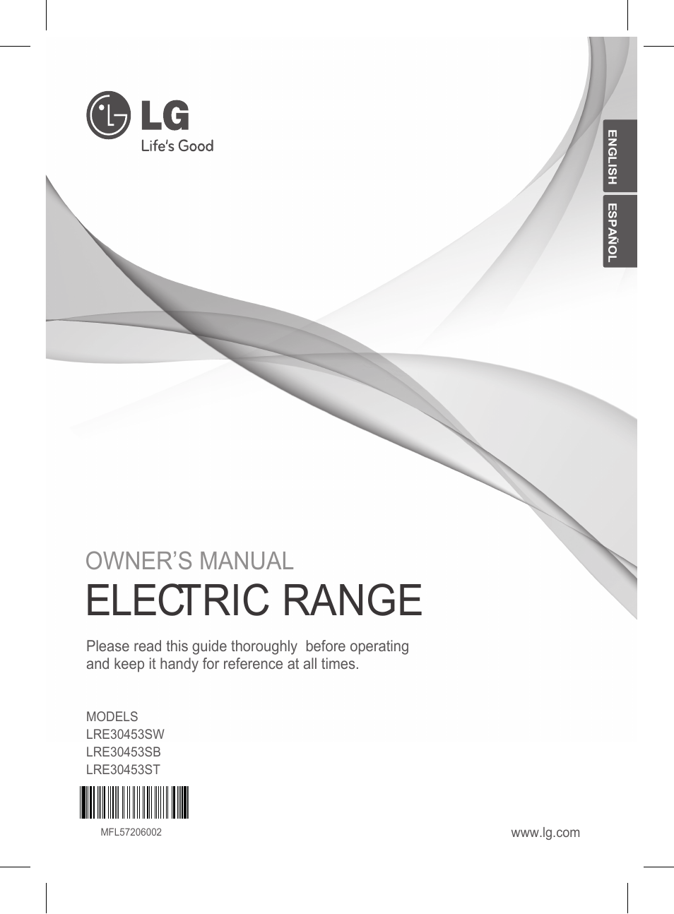 lg lre30453st user manual 76 pages also for lre30453sb lre30453sw rh manualsdir com