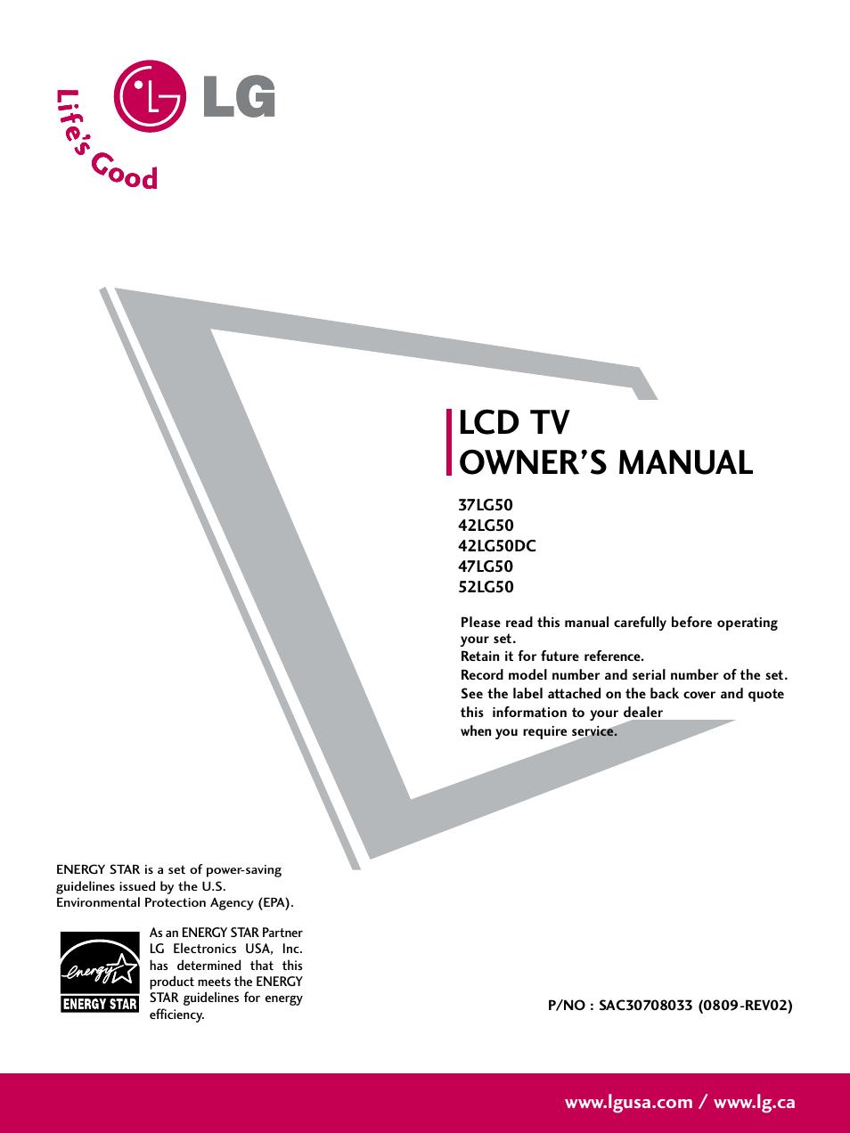 lg 47lg50 ug user manual 114 pages rh manualsdir com lg 32ld310 lcd tv service manual lg lcd tv service manual pdf