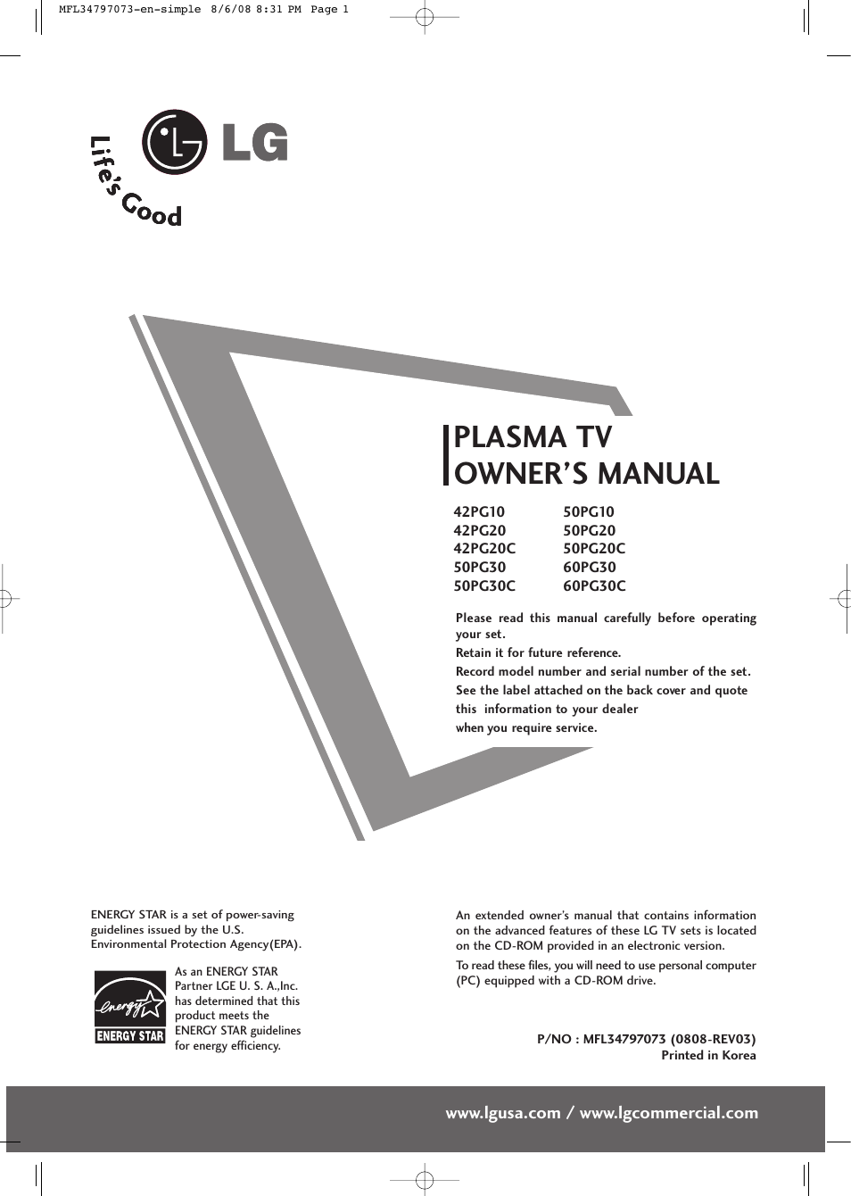 Tv user manuals user guide manual that easy to read lg user manual tv open source user manual u2022 rh dramatic varieties com samsung tv user manuals samsung tv user manuals fandeluxe Image collections