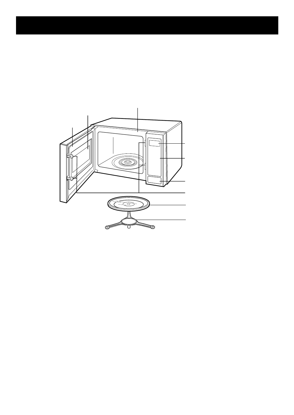 Understanding Your Microwave Oven Parts And Accessories Lg Lrm1260sw User Manual Page 6