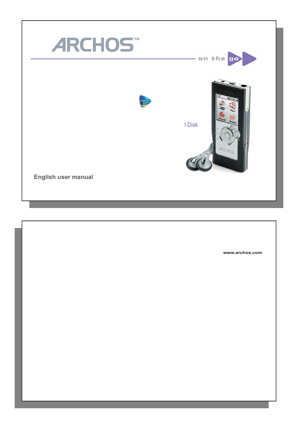 archos 104 user manual 27 pages rh manualsdir com Ford Owner's Manual User Manual
