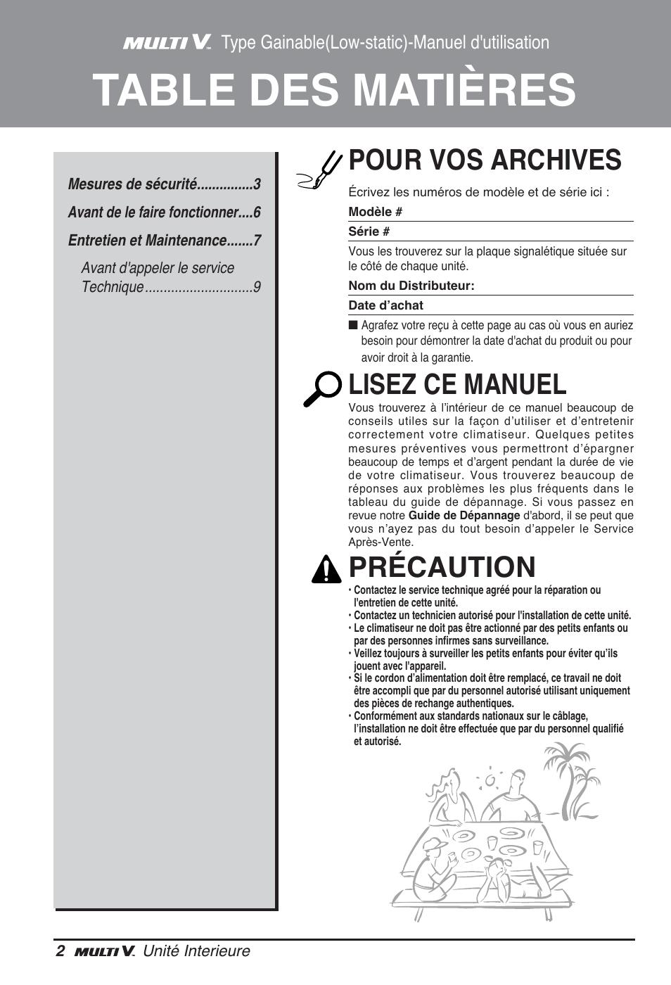 LG ARNU12GL2G2 User Manual | Page 32 / 91 | Original mode | Also for