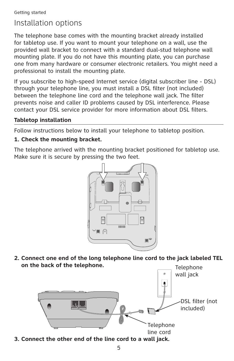 Download Installing A Dsl Filter Free Manual Guide