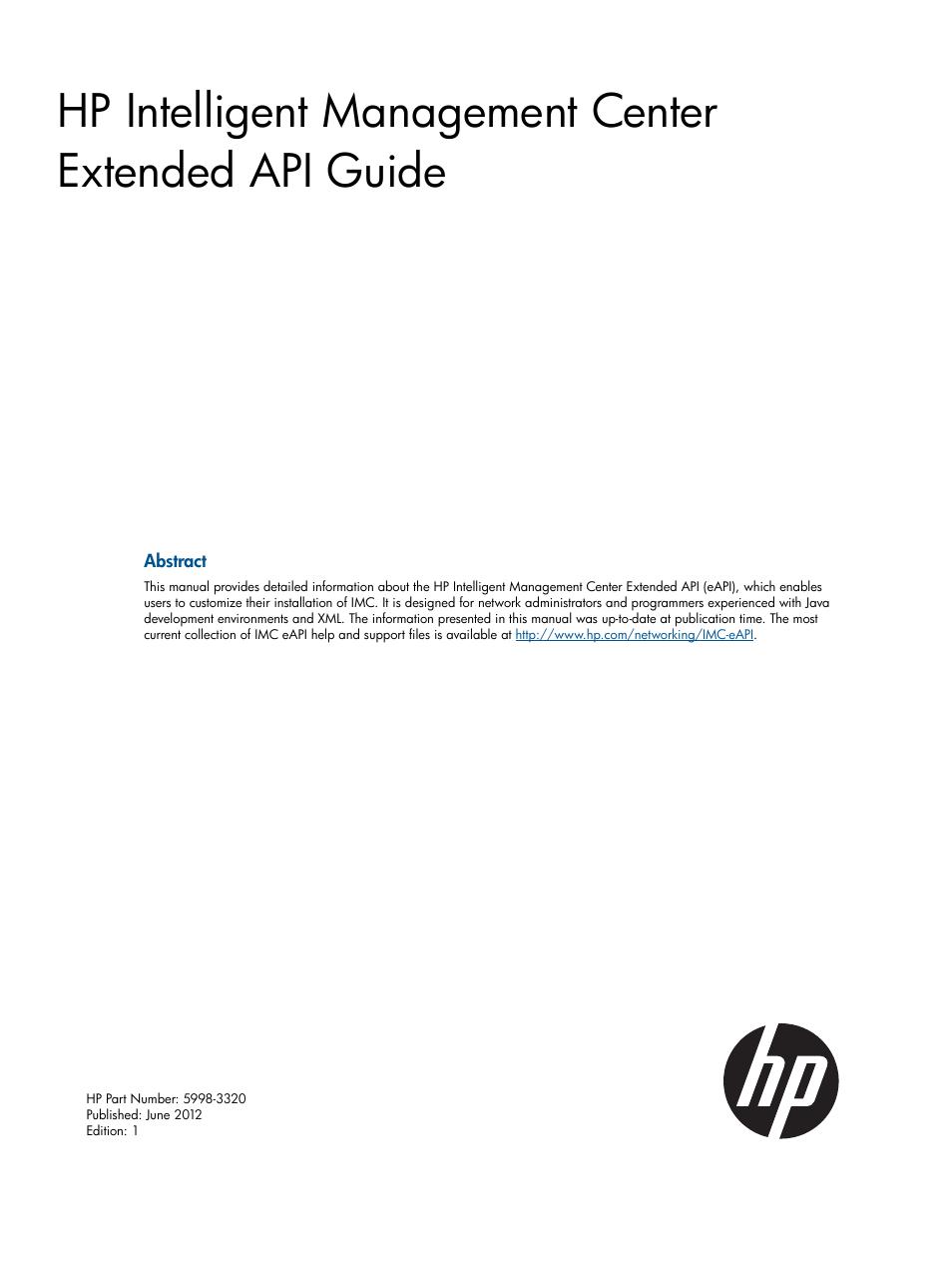 HP Intelligent Management Center Licenses User Manual | 438