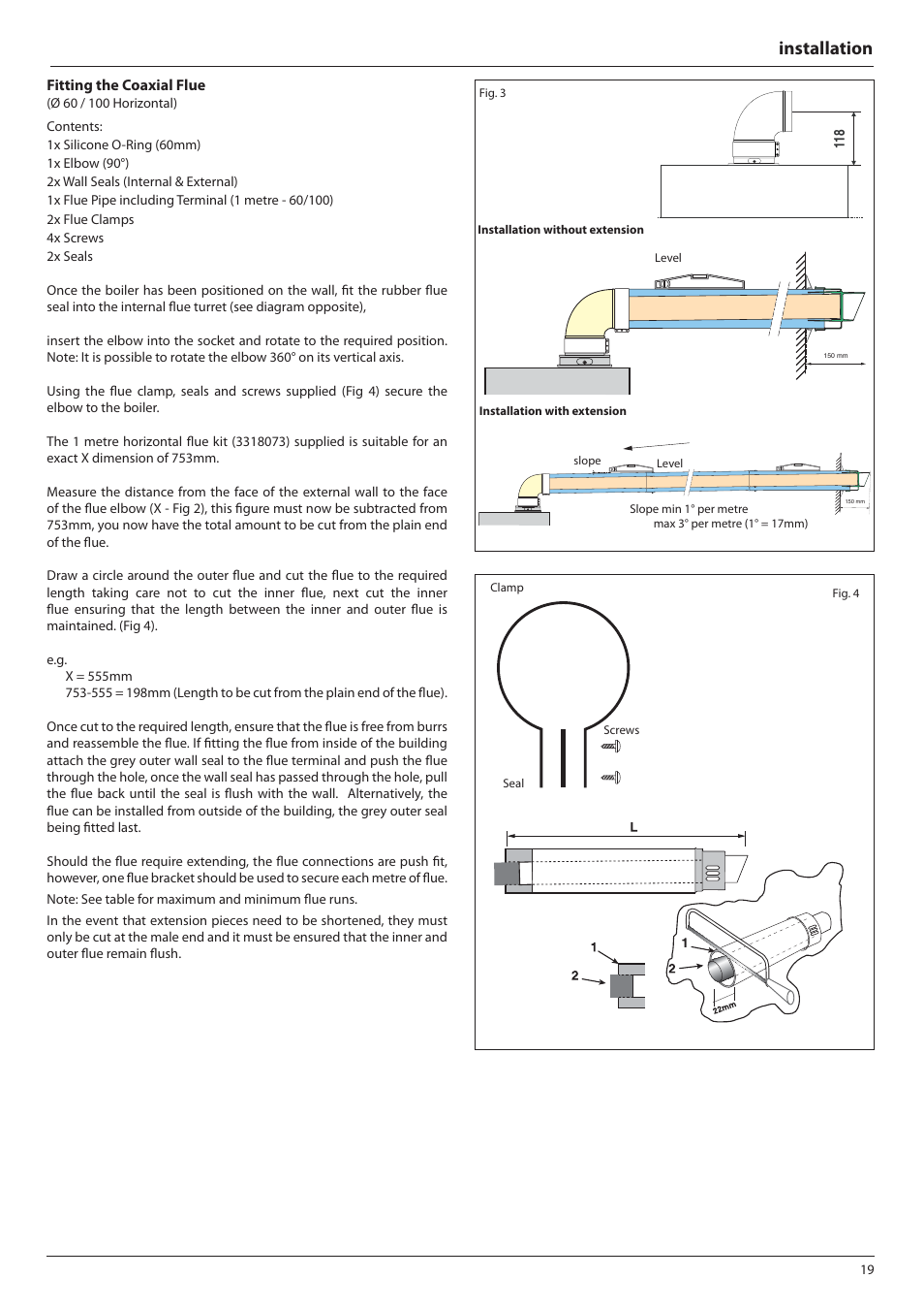 Installation ariston e combi 24 30 38 user manual page 19 56 asfbconference2016 Images