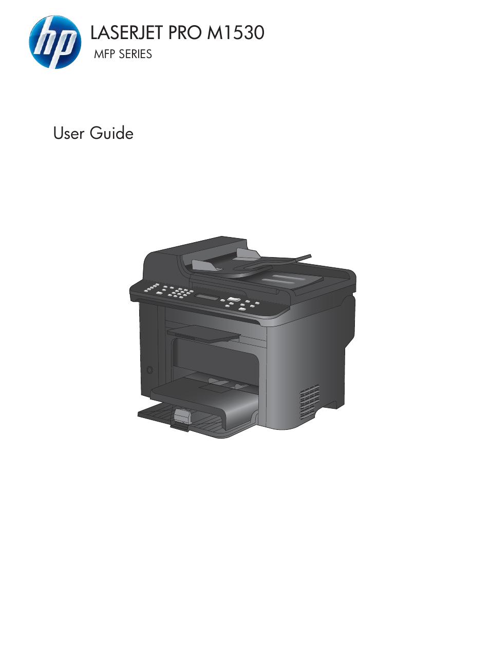 hp laserjet pro m1536dnf mfp series user manual 286 pages also rh manualsdir com HP D1530 Printer Driver HP D1530 Printer Driver