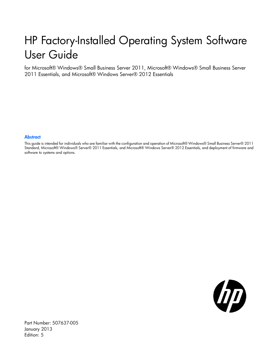 HP ProLiant DL360 G4 Server User Manual | 27 pages | Also for: ProLiant DL380  G5 Server, ProLiant ML570 G3 Server, ProLiant ML310 G3 Server, ProLiant  DL320 ...