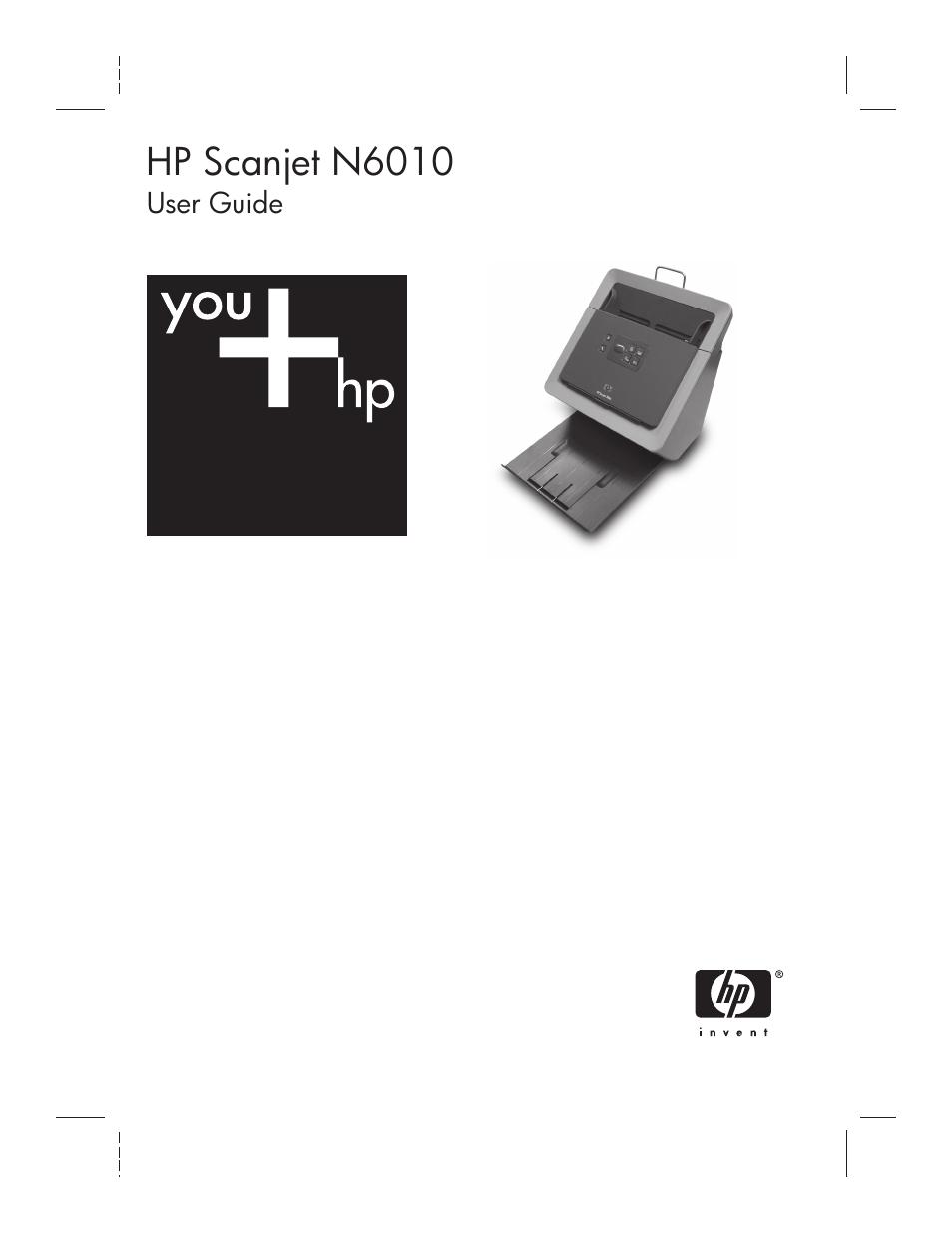hp scanjet n6010 document sheet feed scanner user manual 32 pages rh manualsdir com HP Scanjet N8460 Sheet Fed Scanner HP
