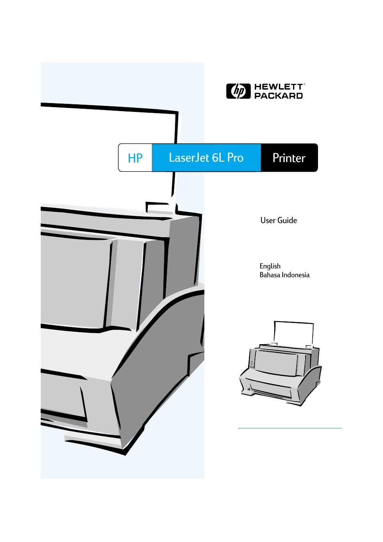 hp laserjet 6l pro printer user manual 178 pages rh manualsdir com