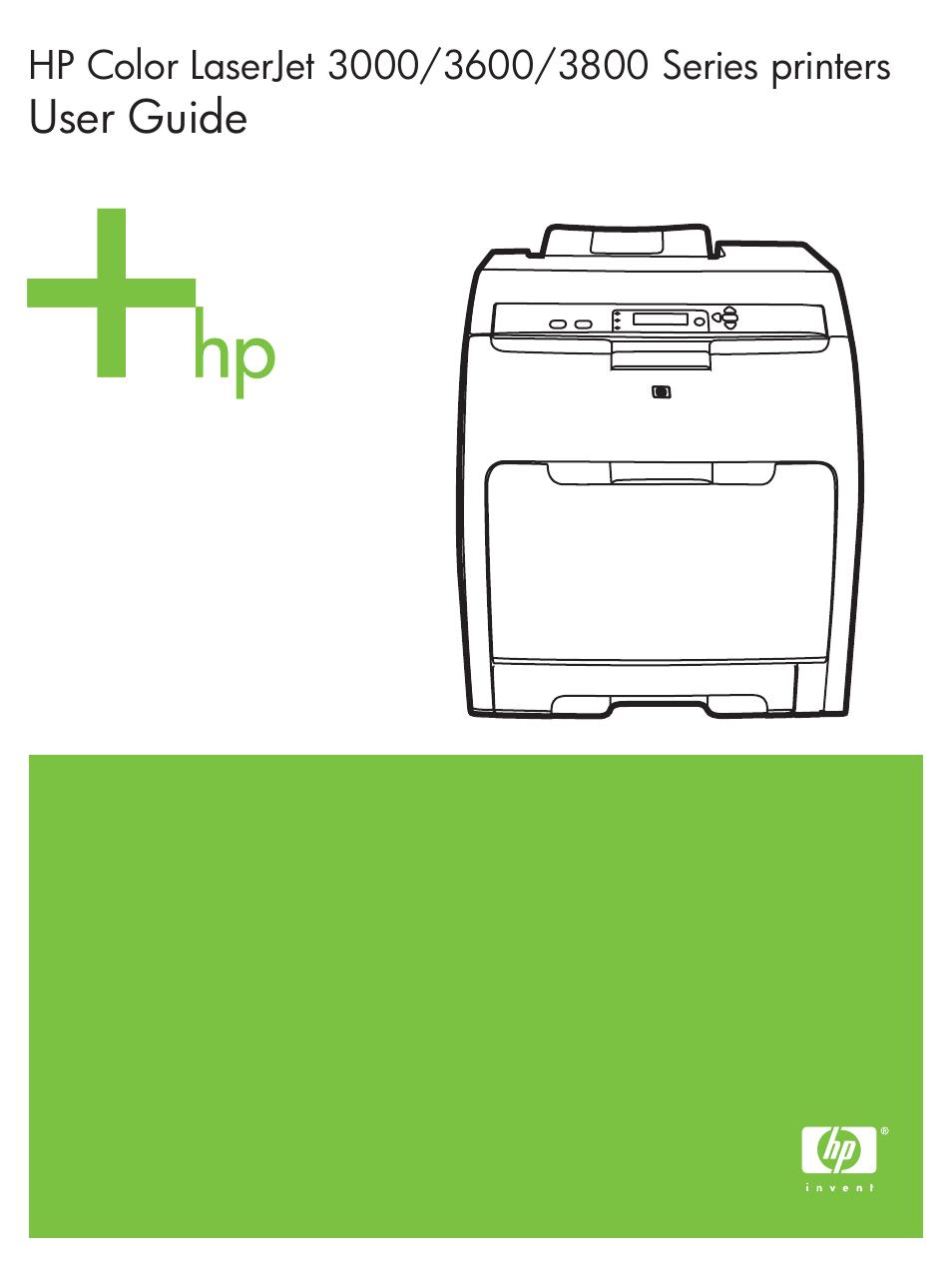 hp color laserjet 3800 printer series user manual 226 pages also rh manualsdir com HP LaserJet 1007 Cartouche HP LaserJet 3700