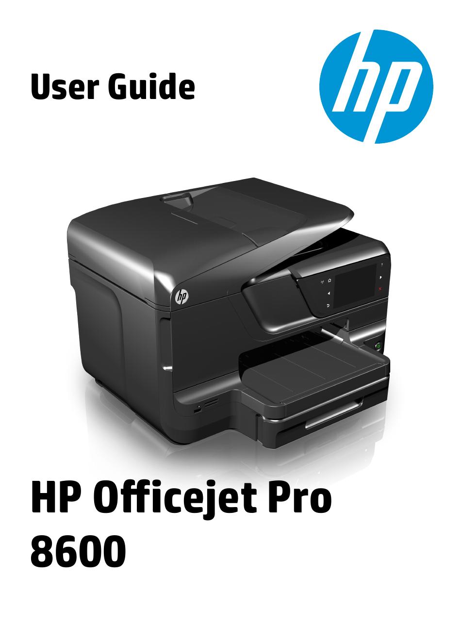 Hp 8600 Officejet Pro For Mac