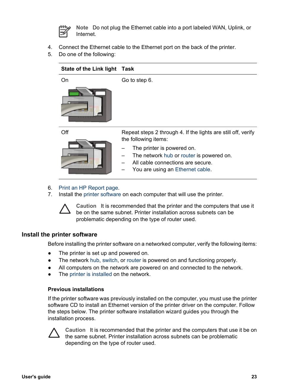 install the printer software hp deskjet 6940 user manual page 25 rh manualsdir com HP 6940 Printer Installation HP 6940 Instruction Manual