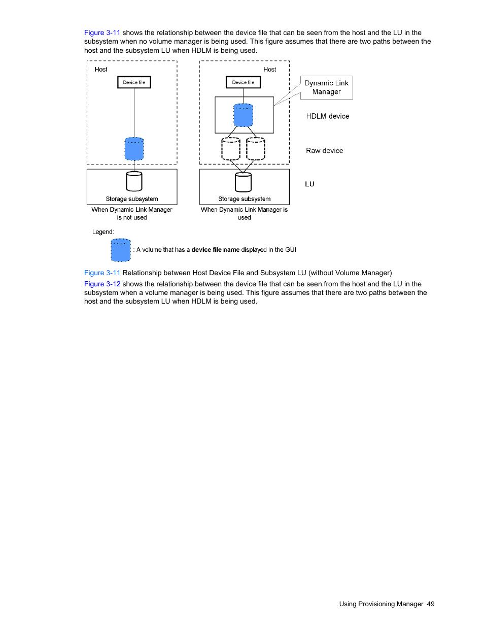 hp storageworks xp48 disk array user manual page 49 203 rh manualsdir com hp 49 calculator manual hp 49 user manual
