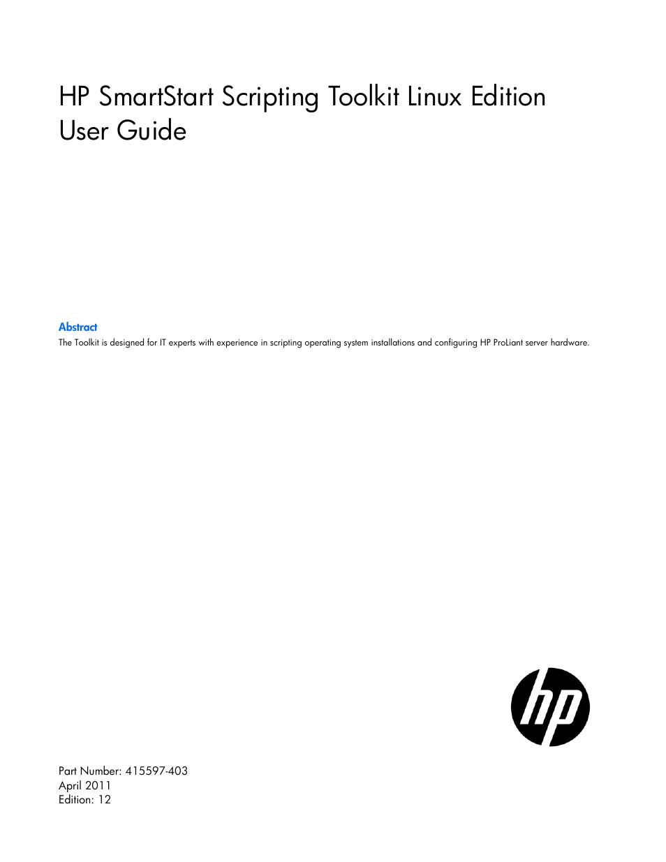 hp linux server management software user manual 68 pages also rh manualsdir com