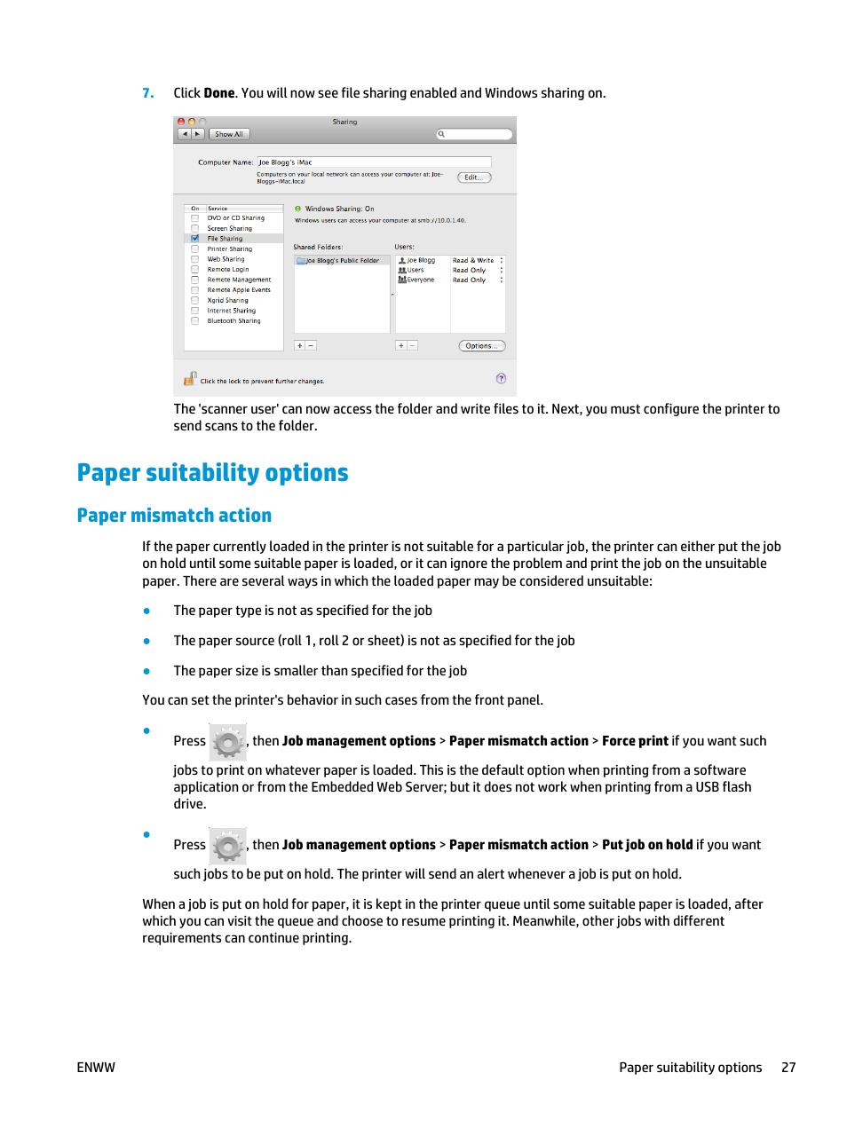 Printhead status messages | hp designjet t3500 production emfp.