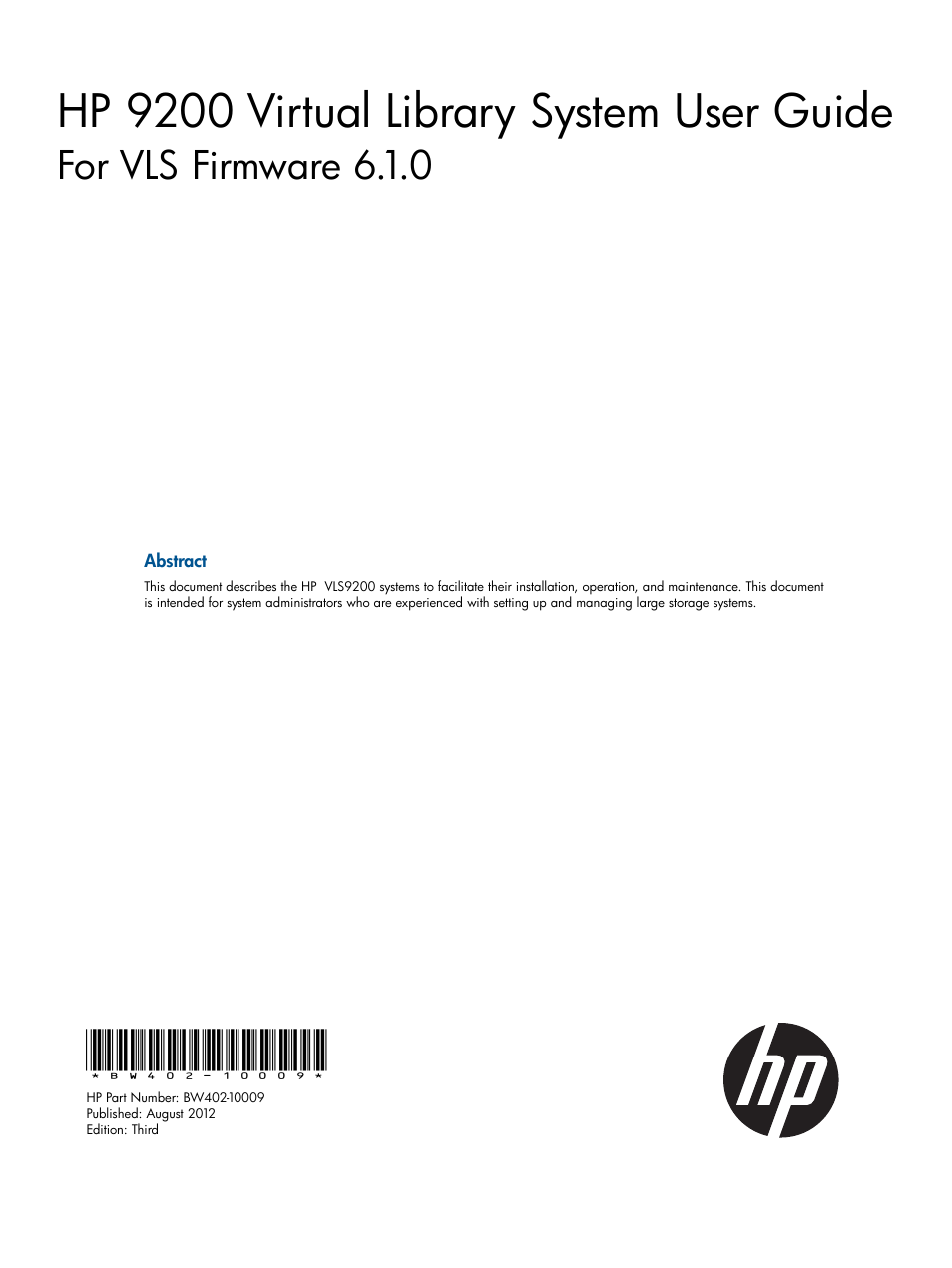hp 9000 virtual library system user manual 258 pages also for rh manualsdir com