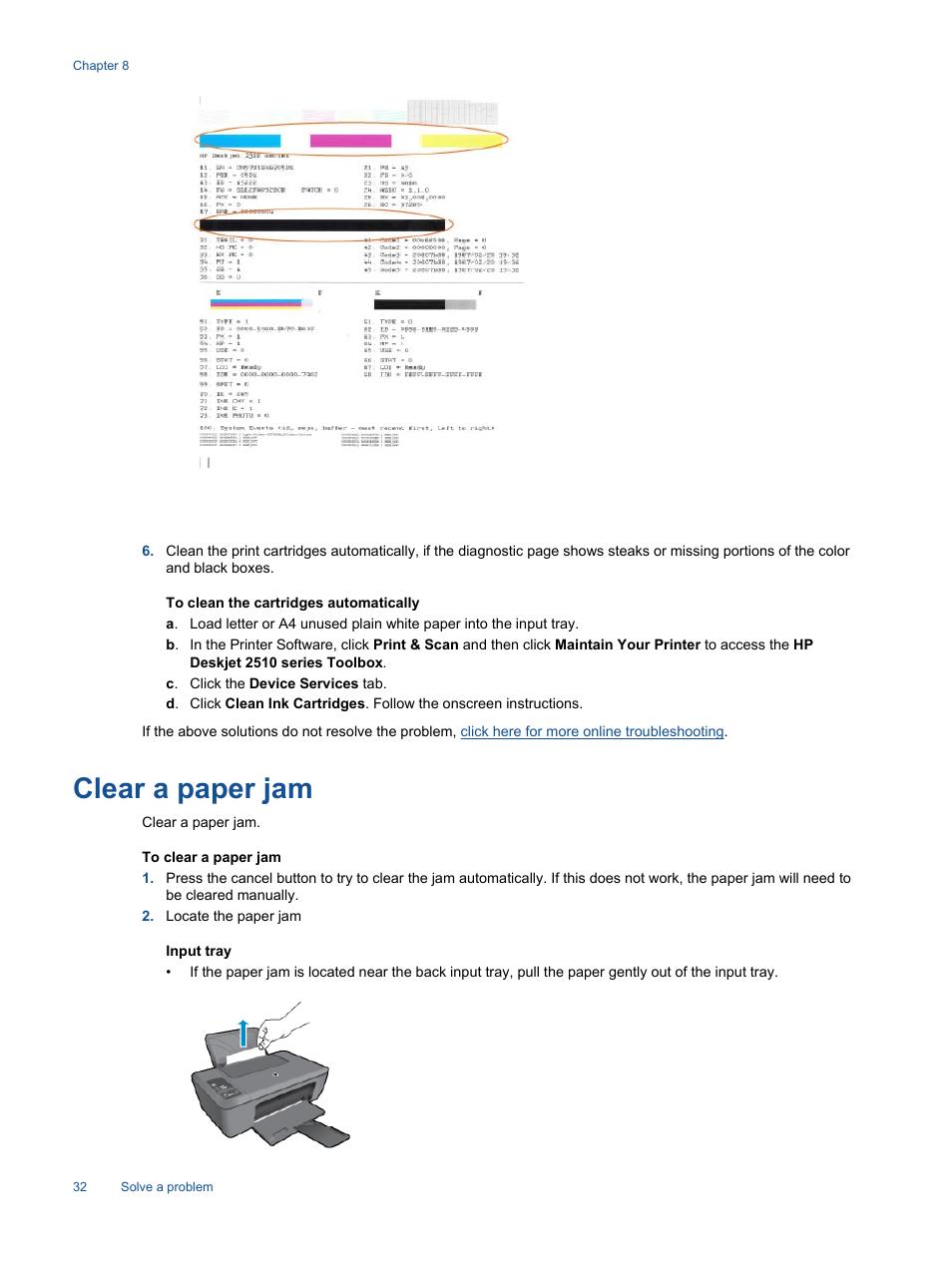 Paper user manuals