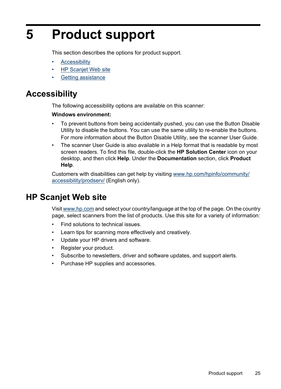 environmental scan hp Using hp+'s participatory hiv policy scan and action planning approach, we  provide pepfar country teams with an analysis of the current policy  environment,.
