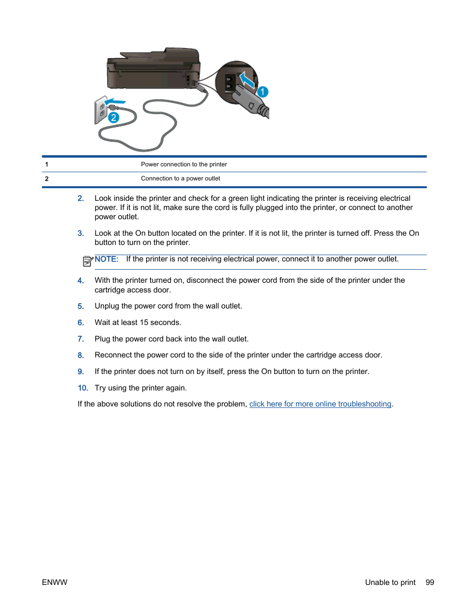 HP Officejet 4630 e-All-in-One Printer User Manual | Page