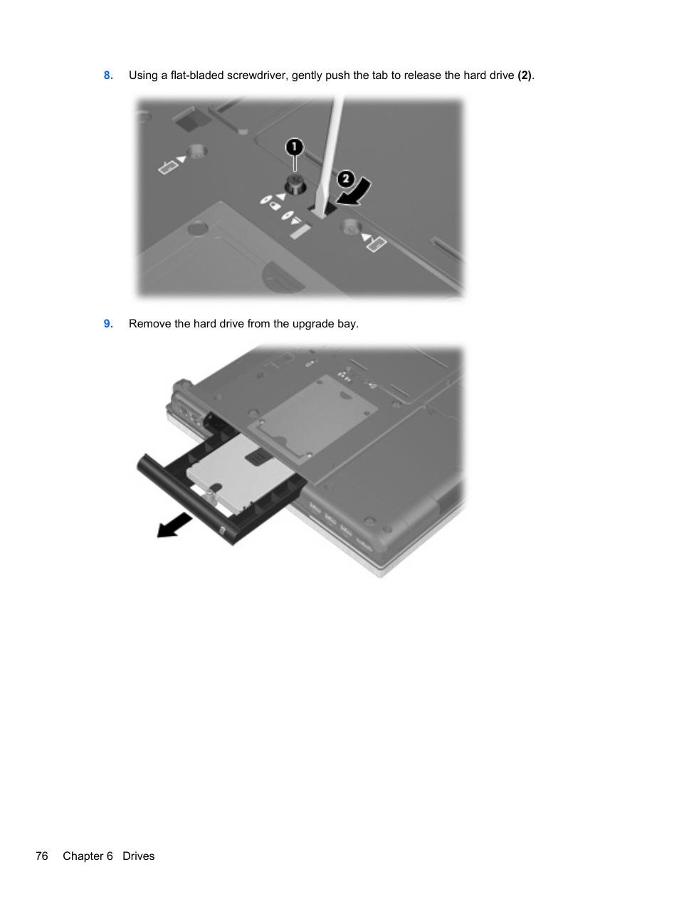 hp elitebook 8740w mobile workstation user manual page 88 150 rh manualsdir com hp elitebook 8740w mobile workstation manual hp elitebook 8740w technical manual
