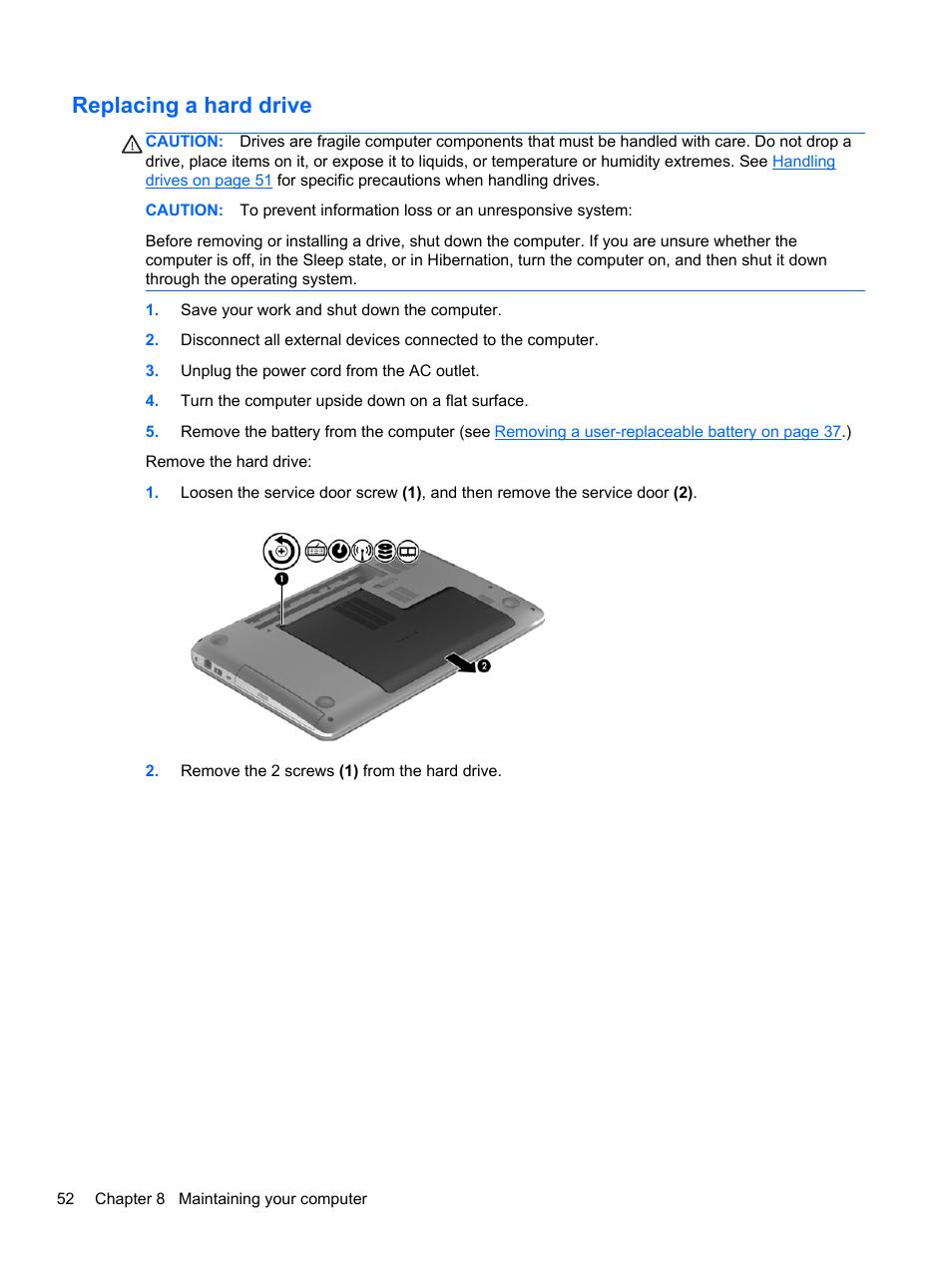 hp 15 notebook pc manual