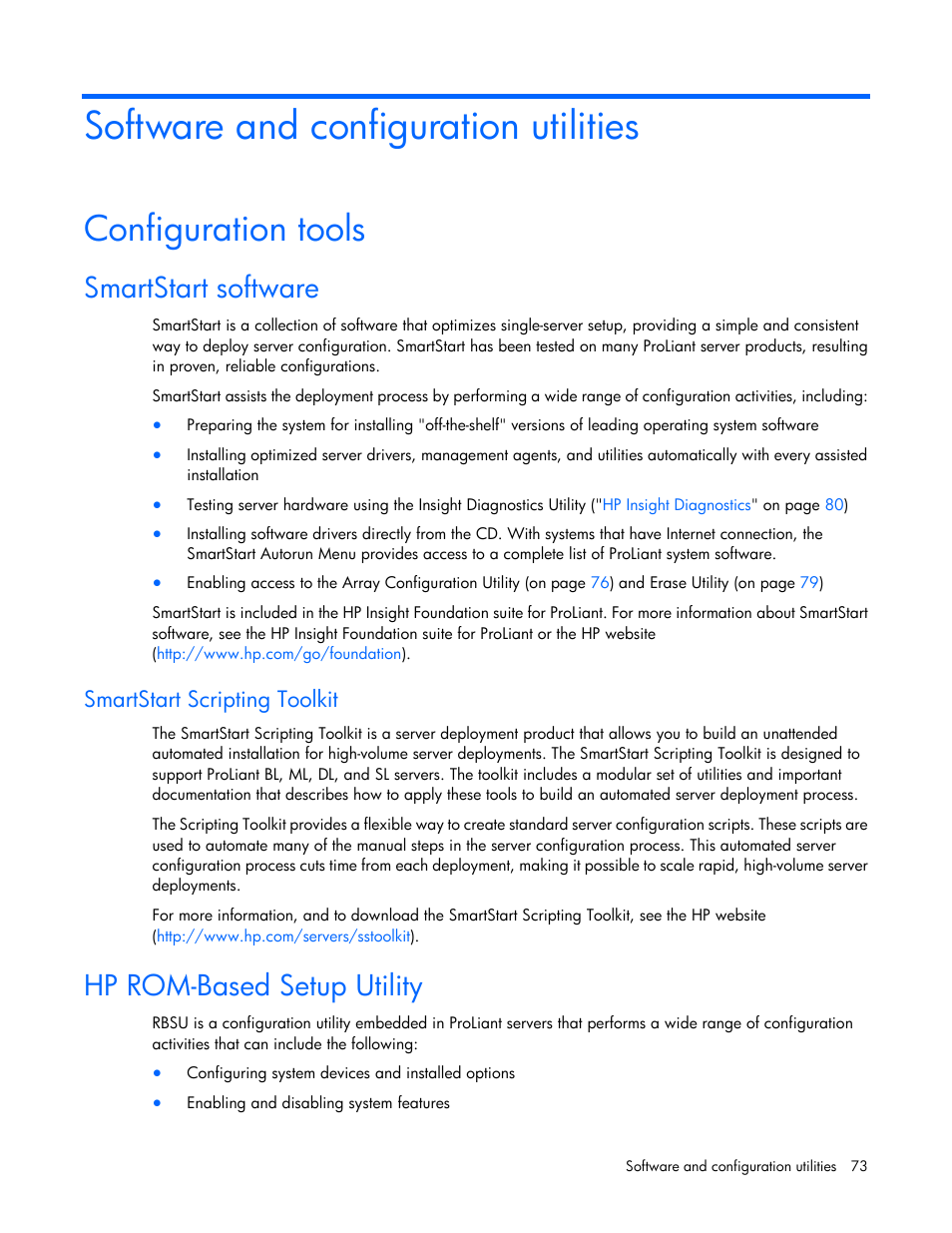 software and configuration utilities configuration tools rh manualsdir com
