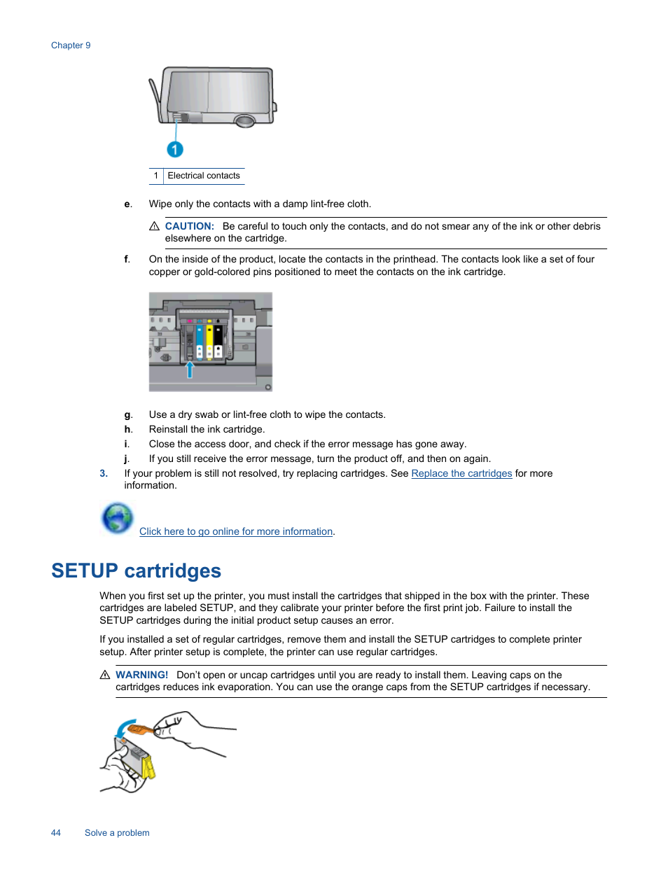 hp all in one user manual