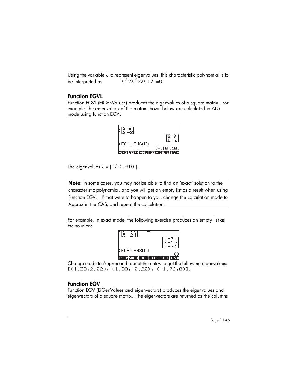 Hp 50g Manuals Pin Way Switch Diagram Multiple Lights Pdf 65kb On Pinterest Array Function Egvl Egv 11 46 Rh Manualsdir Com