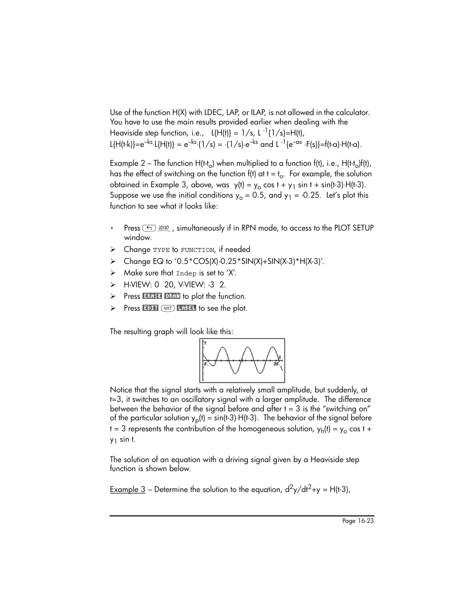HP 50g Graphing Calculator User Manual | Page 500 / 887