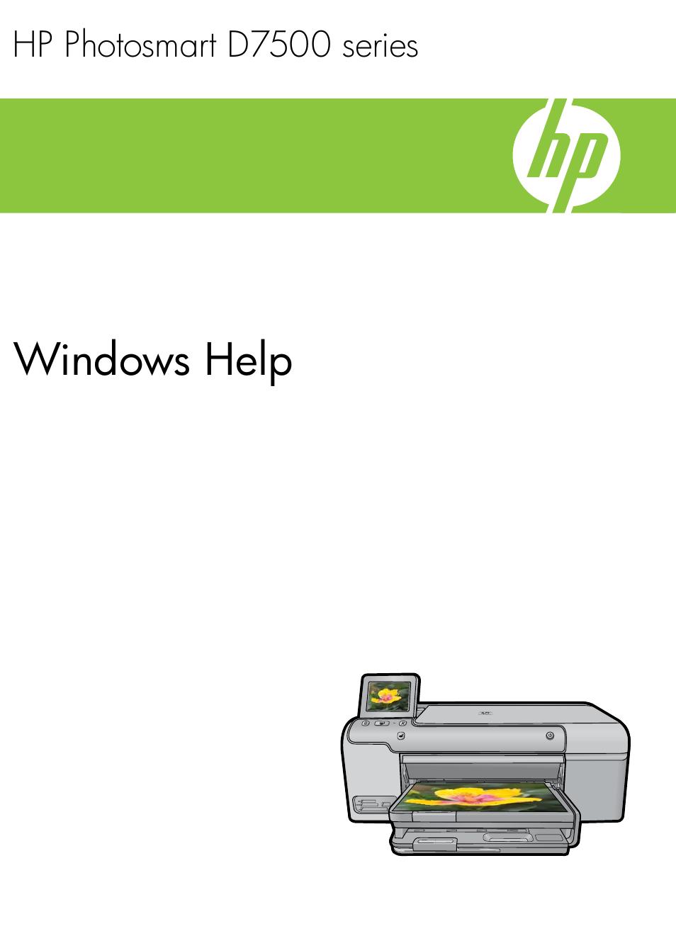 Hp Photosmart Premium Web C309 Manual