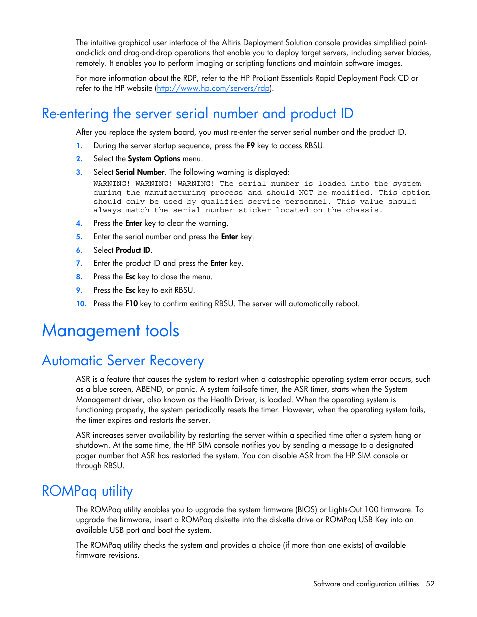 Hp Bios Update And Recovery Utility