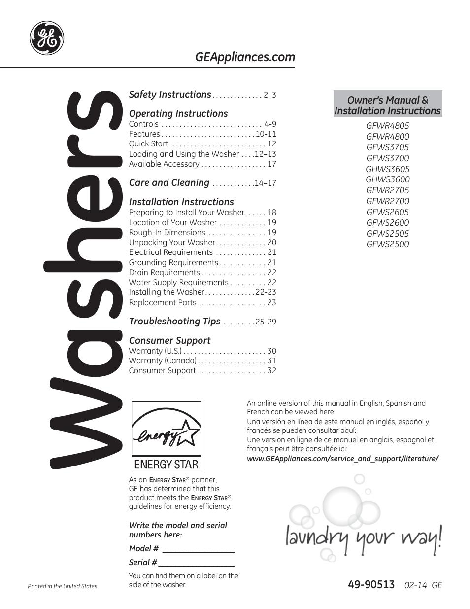 Ge Dryer Service Manual Nissan Np200 Fuse Box Tech Sheet 3977699 Pdf 110 70992990 Array Manuals Rh Getwet Org Uk