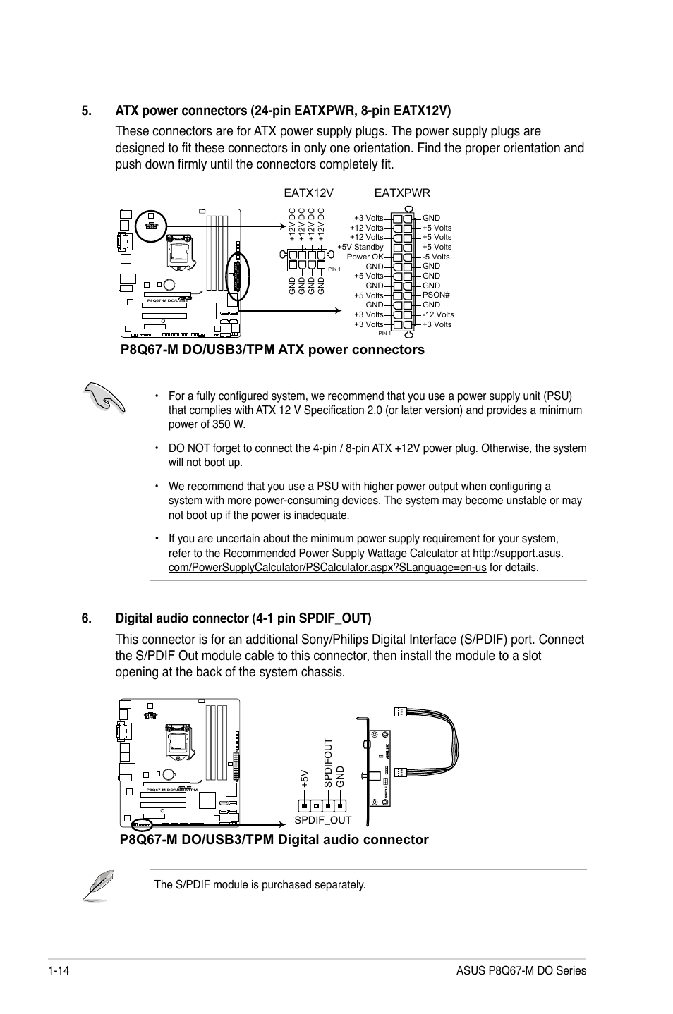 Delighted Atx Power Specification Gallery - Electrical and Wiring ...