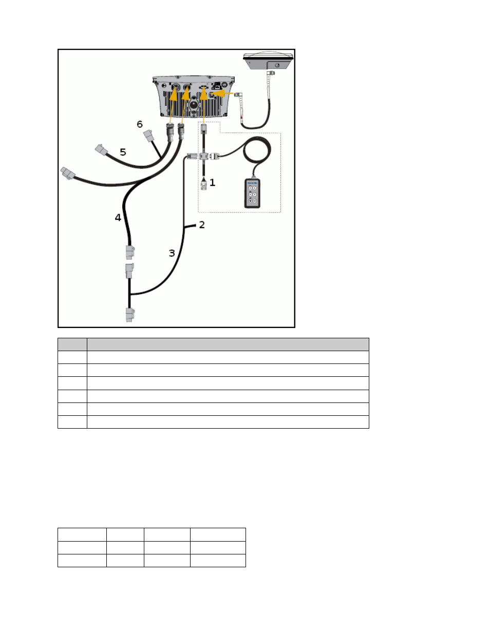 External receiver support ag leader ez guide 500 getting started external receiver support ag leader ez guide 500 getting started guide user manual page 72 105 sciox Images