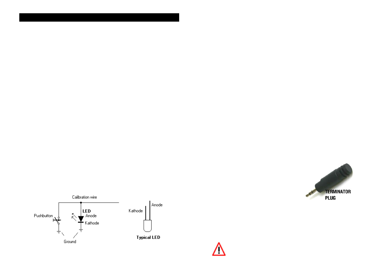 Lc-1 - inside (rev e), Lc-1 (lambda cable), Quick start guide | Innovate  Motorsports LC-1 Quick Start Guide User Manual | Page 2 / 2