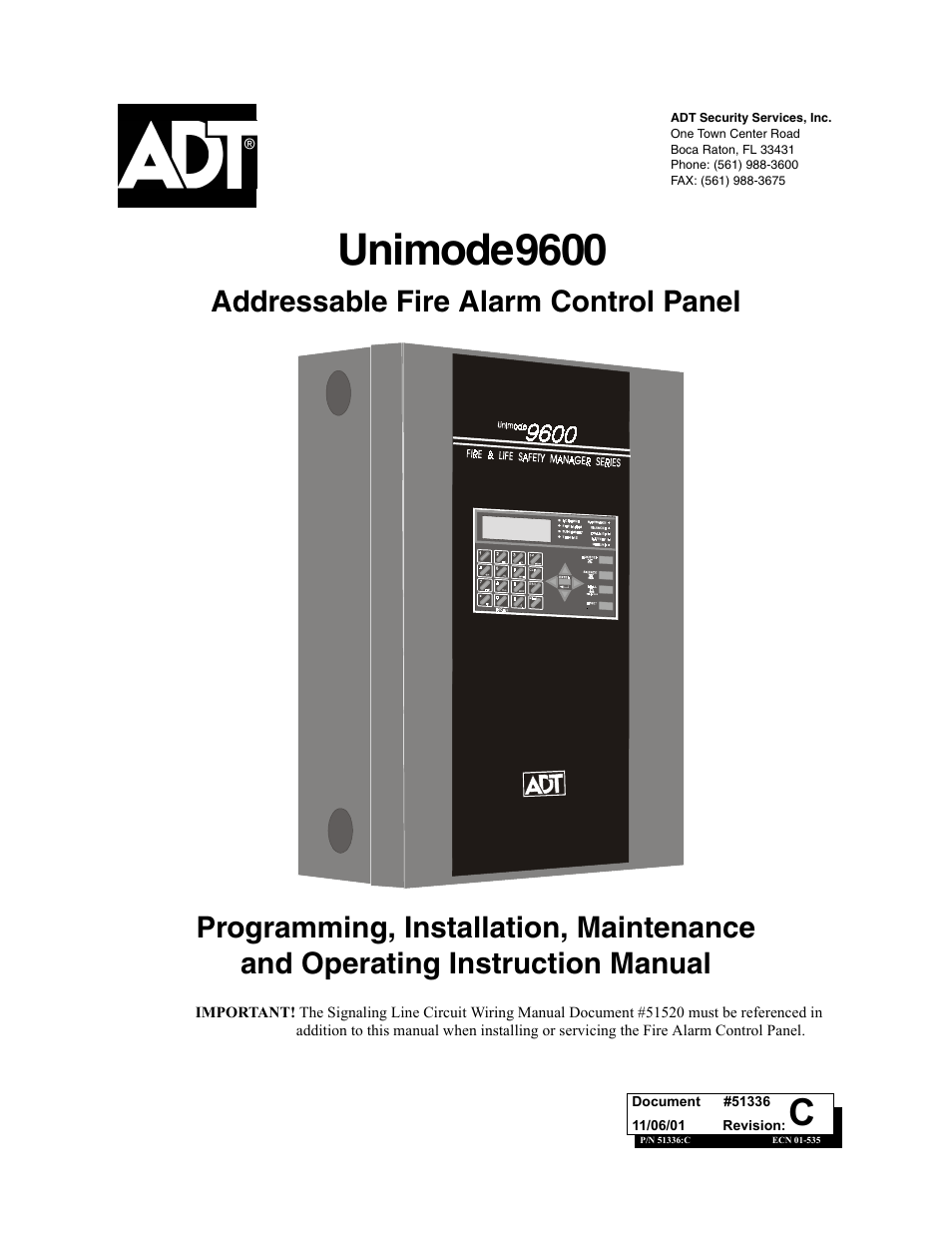 adt security services unimode 9600 user manual 148 pages. Black Bedroom Furniture Sets. Home Design Ideas