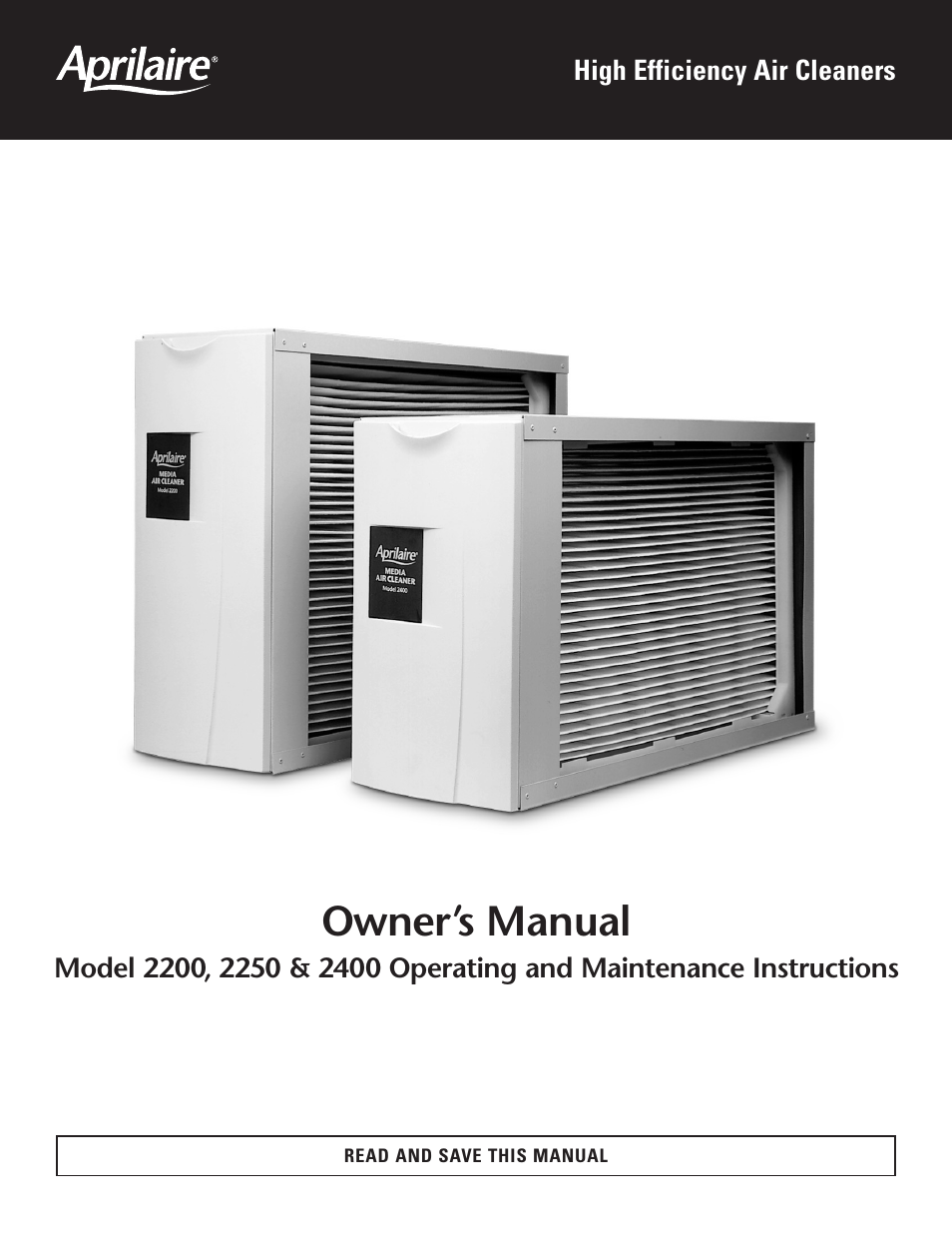 aprilaire 2400 user manual 4 pages also for 2250 rh manualsdir com
