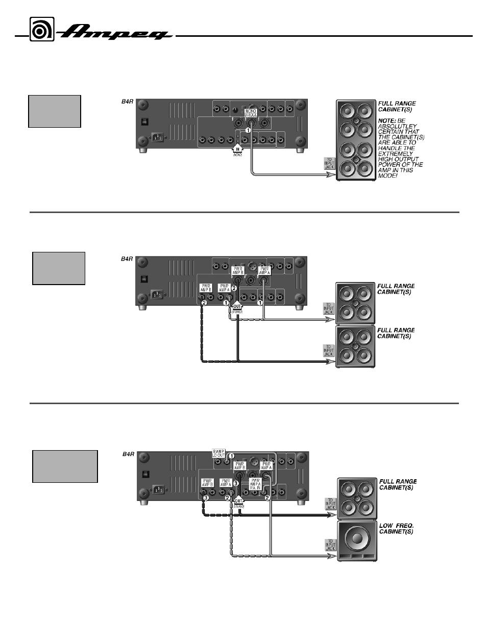 Alpine Amp Bridged Wiring Diagram Manual Guide