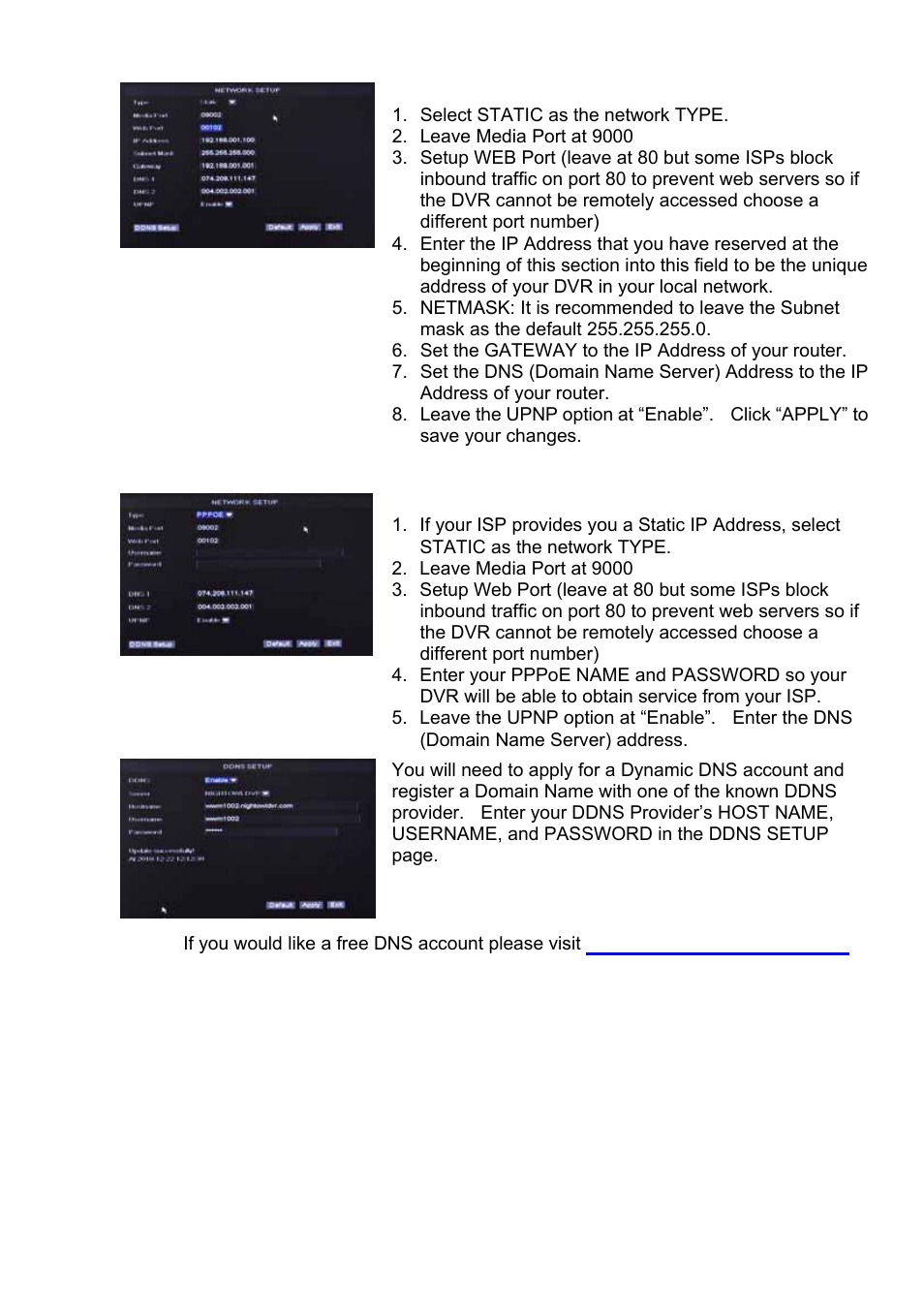 Night Owl 4BL-DVR-1TB User Manual | Page 24 / 54