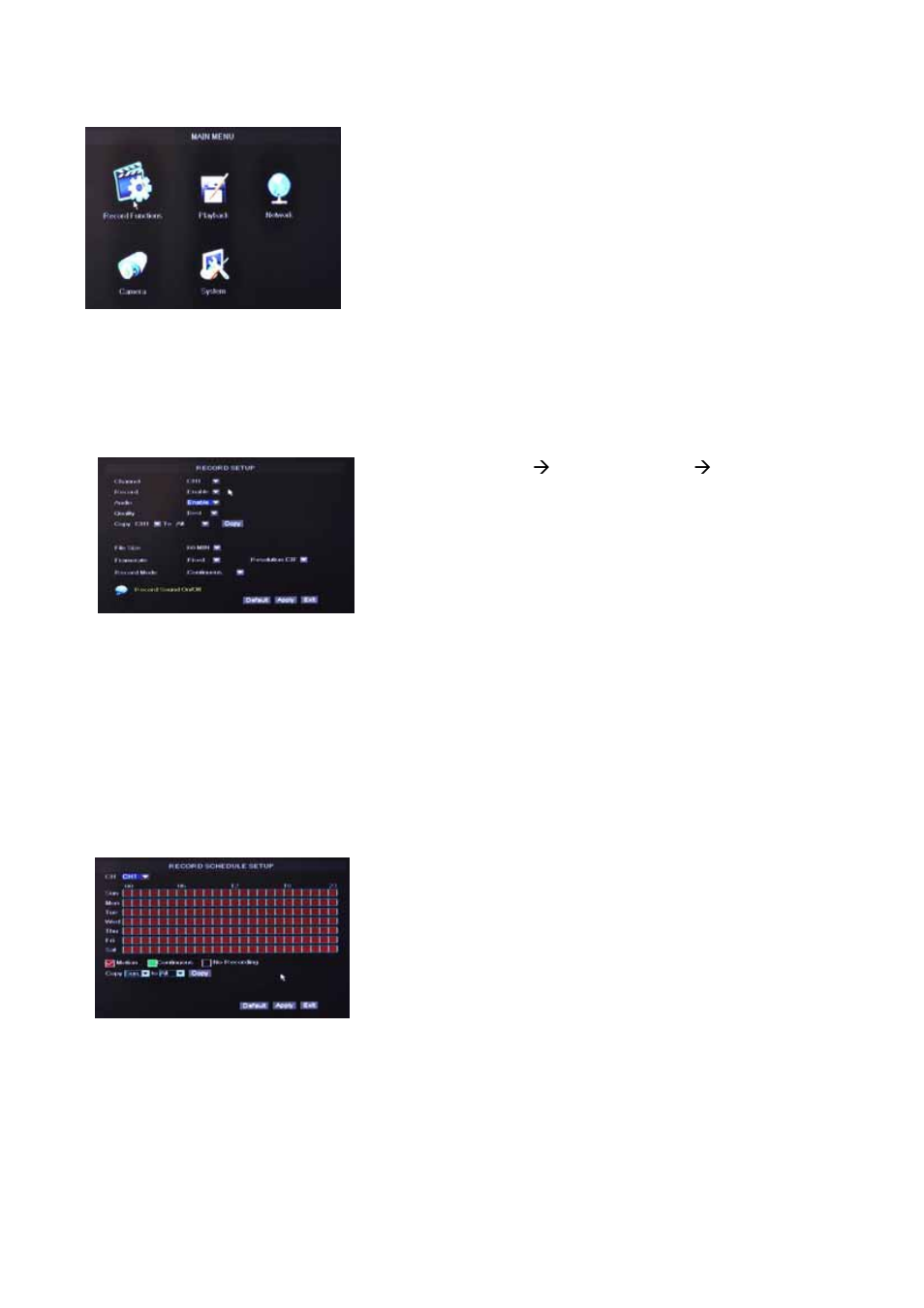 Night Owl 16BL-DVR-5GB User Manual | Page 18 / 52 | Also for