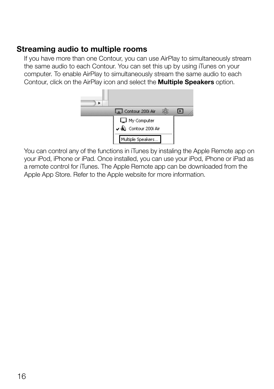 Pure Contour 200i Air User Manual | Page 19 / 28