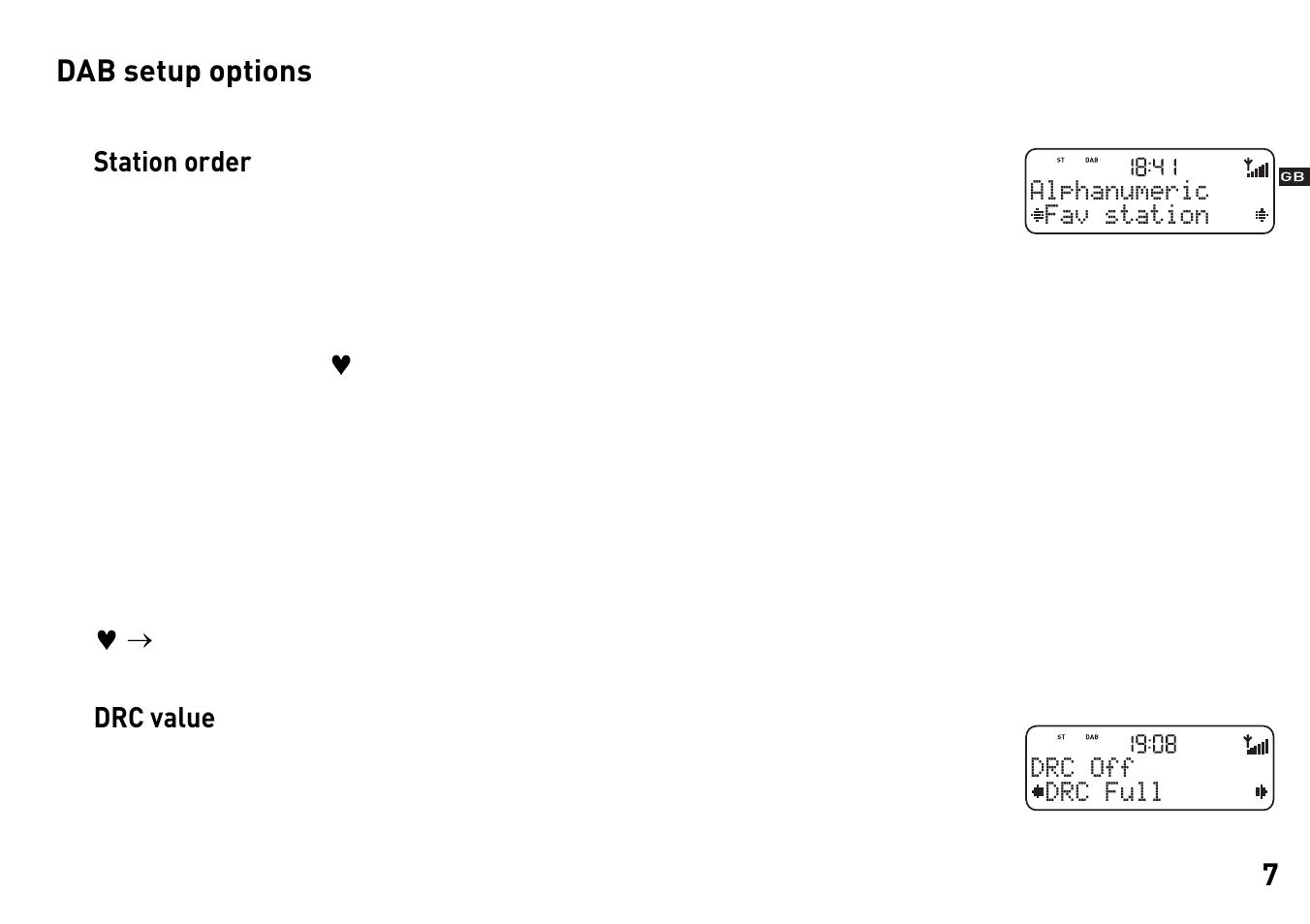 Pure Evoke-2XT - User Guide User Manual   Page 10 / 21