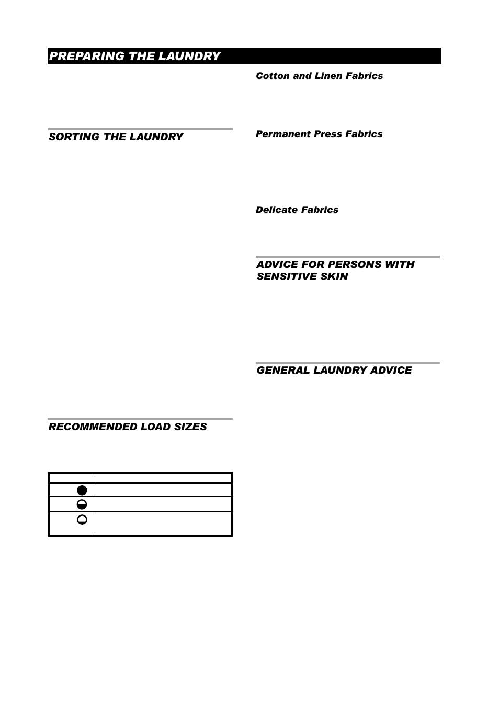 preparing the laundry asko w6441 user manual page 6 27 rh manualsdir com