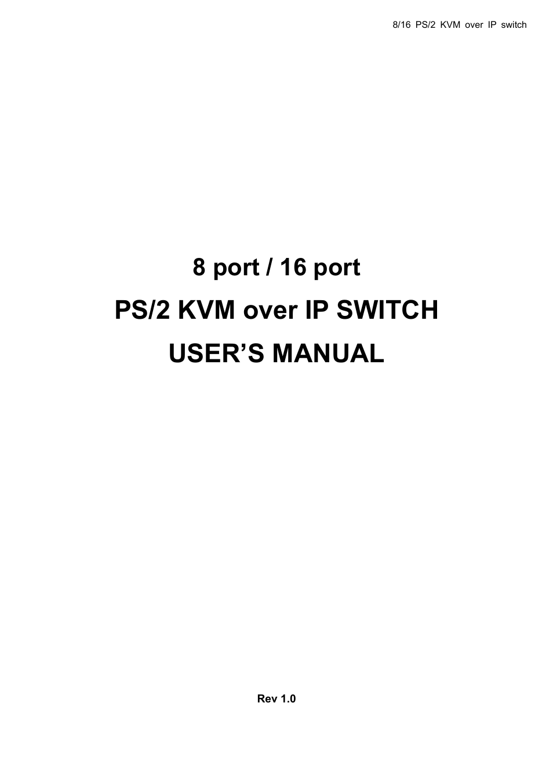 Avocent sv 340d kvm switch   vertiv it mangement.