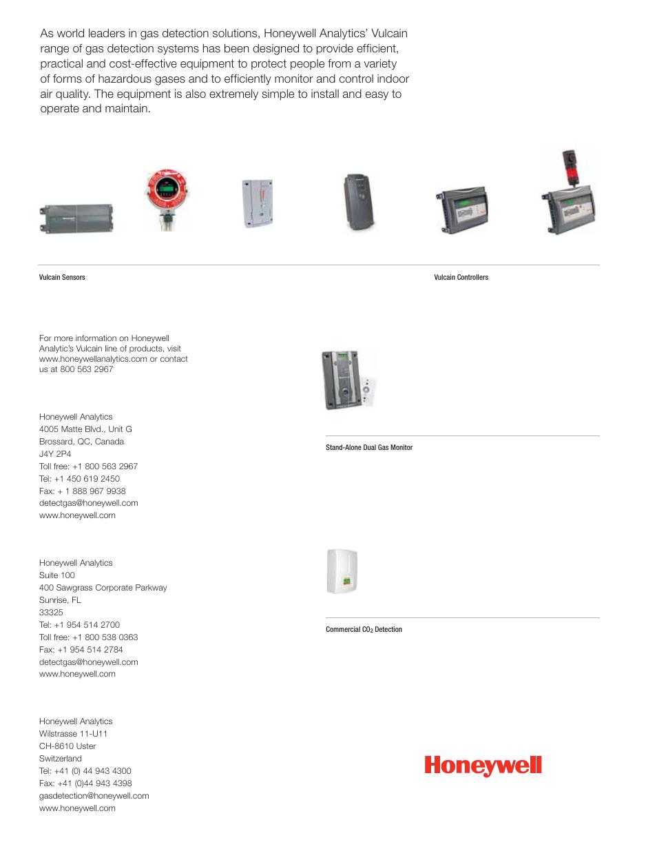 Notifier Vulcain 90DM4 User Manual | Page 4 / 4